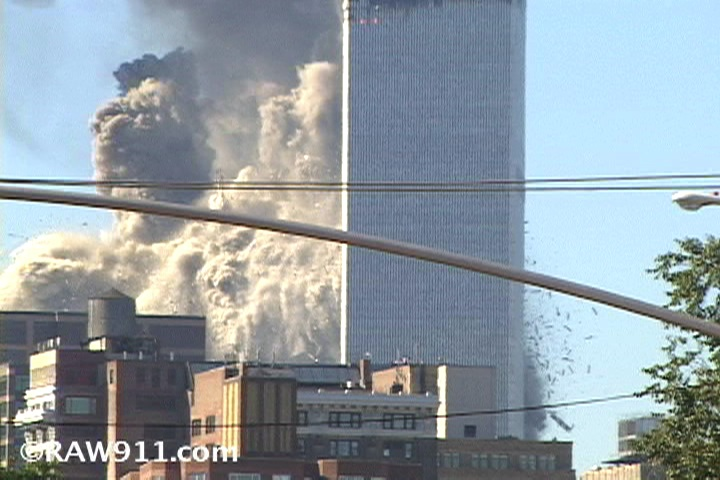 September 11 2001- Towers collapse – Part 1