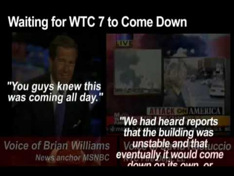 9/11: Sound Evidence for WTC 7 Explosions and NIST Cover Up