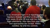 American Airlines Flight 11  The North Tower Attack