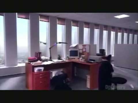 Inside The Twin Towers – Plane Impact Survivor Clip