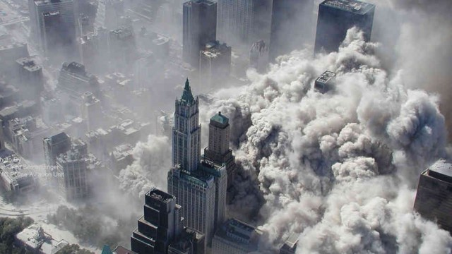9/11:  Indelible Pictures