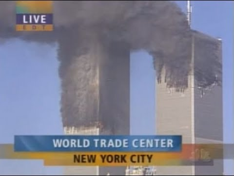SEPTEMBER 11, 2001: AS IT HAPPENED (PART 1) (NBC)