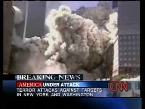 SEPTEMBER 11, 2001: AS IT HAPPENED (PART 12) (CNN)