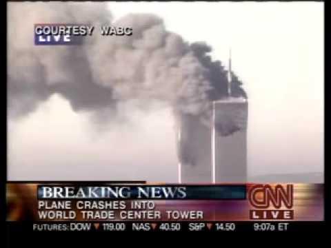 SEPTEMBER 11, 2001: AS IT HAPPENED (PART 9) (CNN)