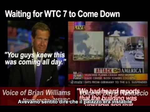 WTC 7 Sound Evidence for Explosions by David Chandler – Italian