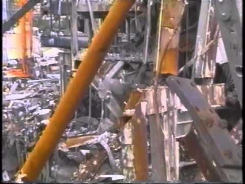 WTC1 Core Inside Ground Zero . NIST FOIA Release 10