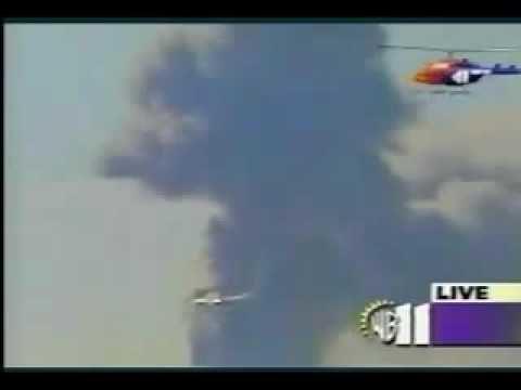 2nd Plane Impact – Air11 (new version shows plane)