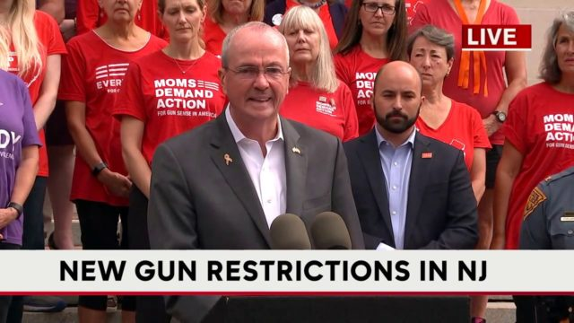 Gov. Murphy announces new gun restrictions for NJ