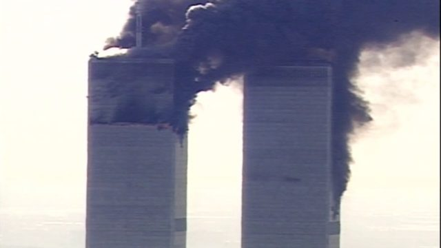 """Chopper5 on 9/11: """"We saw the second plane."""""""