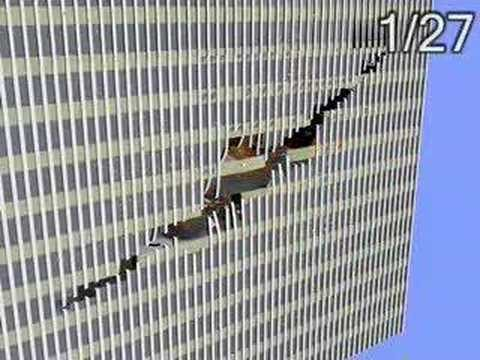 Purdue creates animation of 9/11 attack