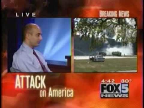 Pentagon Plane Crash Witness Aziz El Hallan