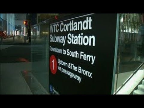 Subway stop to re-open at World Trade Center for first time since 9/11