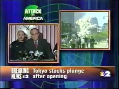 9/11 at 9:52 p.m. WCBS home tape recording