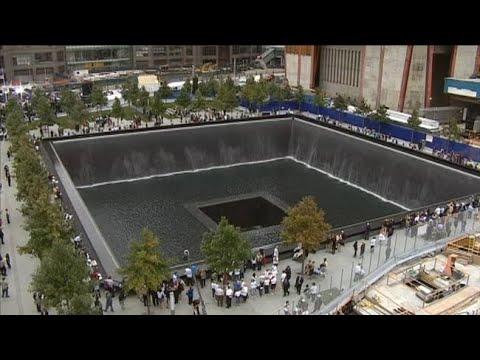 Coronavirus pandemic rules mean no live family tributes at 9/11 memorial