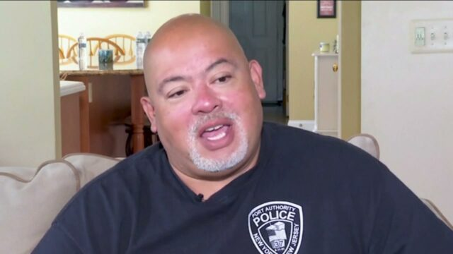 Former Port Authority officer Will Jimeno recounts surviving 9/11 attack