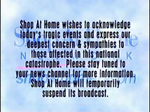 Shop At Home 9/11/01