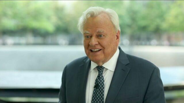 Former FDNY commissioner Tom Von Essen reflects on 9/11