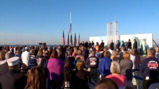 Hempstead annual 9/11 ceremony returns to the beach
