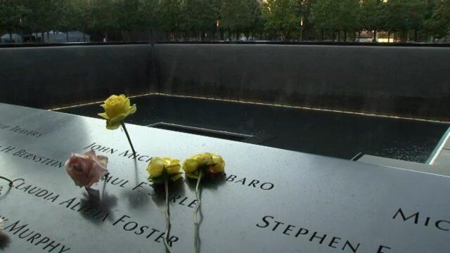 Saturday's ceremony at Ground Zero marks 20 years since terror attacks