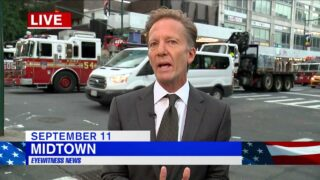 NJ Burkett reflects on being on-air when the South Tower collapsed