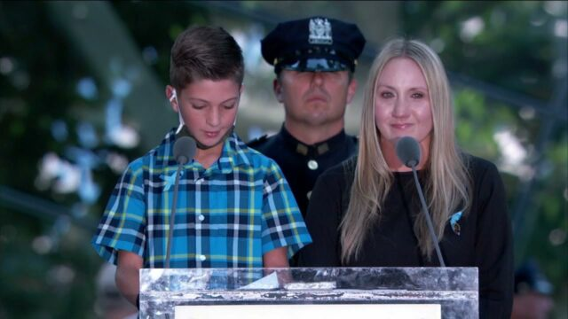 Remembering September 11th, 2001, 20 years later with reading of the names